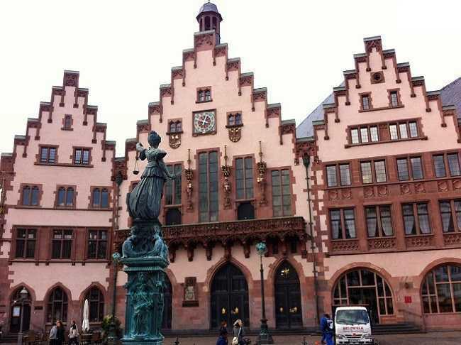 أجمل الأماكن السياحية في فرانكفورت