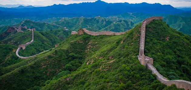 مقاس سور الصين العظيم من حيث الطول