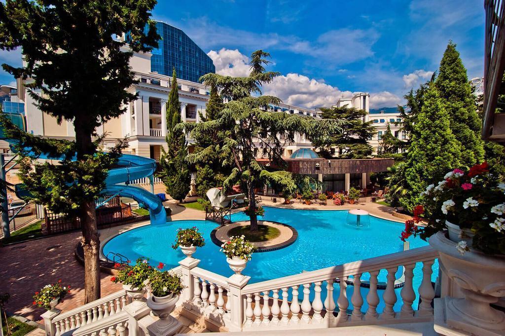 أفضل الفنادق للإقامة في يالطا أوكرانيا