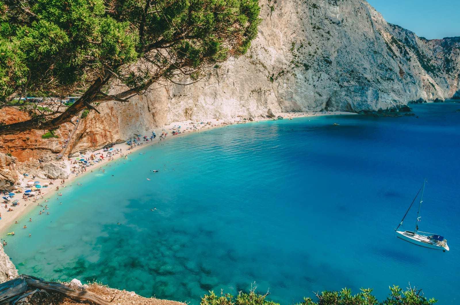 الأماكن السياحية الموصى بزيارتها في اليونان