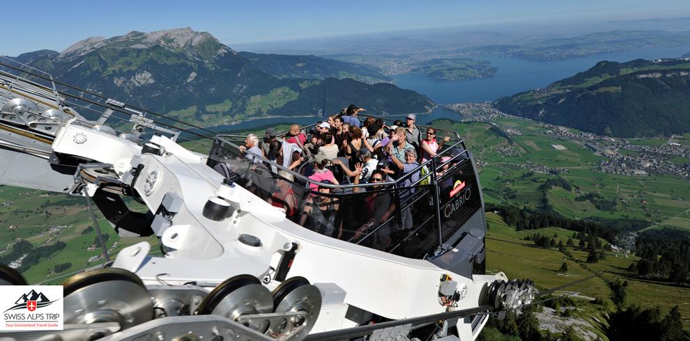 برنامج سياحي لأشهر وافضل الأماكن السياحية في سويسرا - 7أيام