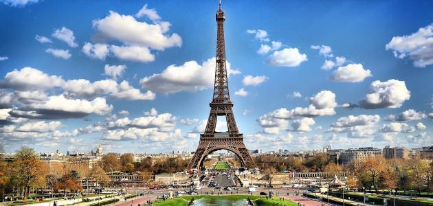 أهم وأجمل السياحية بباريس
