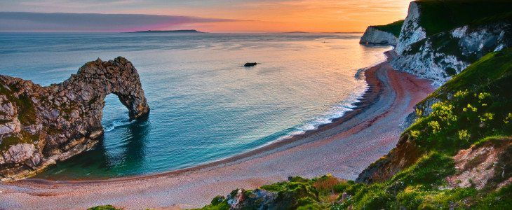 افضل واهم الشواطئ في بريطانيا للسياحة