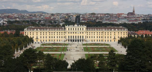 أهم وأجمل الأماكن السياحية بفيينا