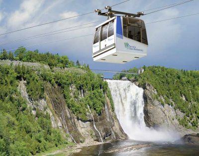 السياحة في مدينة كيبيك بكندا