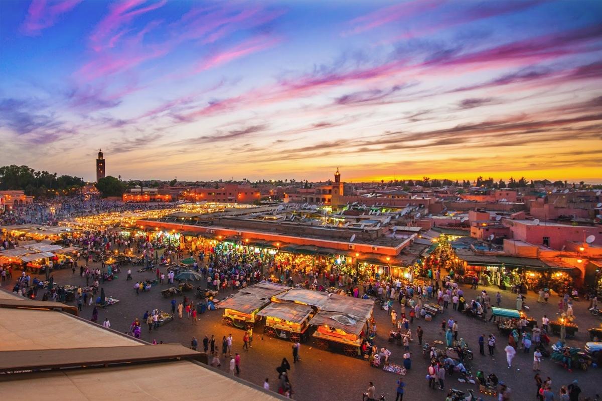 المغرب الساحر