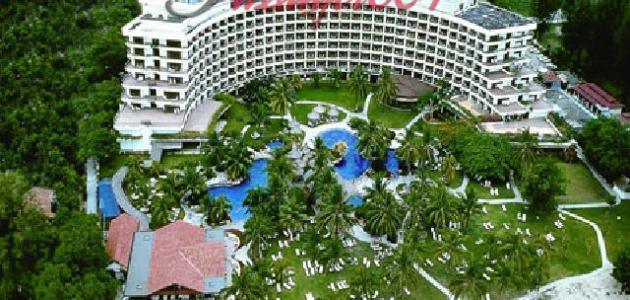 أهم وأجمل الأماكن السياحية بينانج