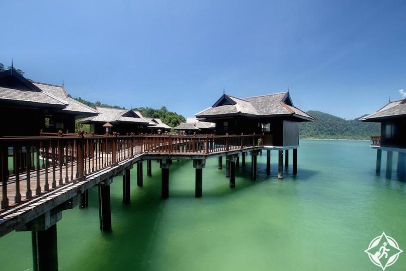8 جزر سياحية في ماليزيا للباحثين عن الاستجمام في قلب الطبيعة