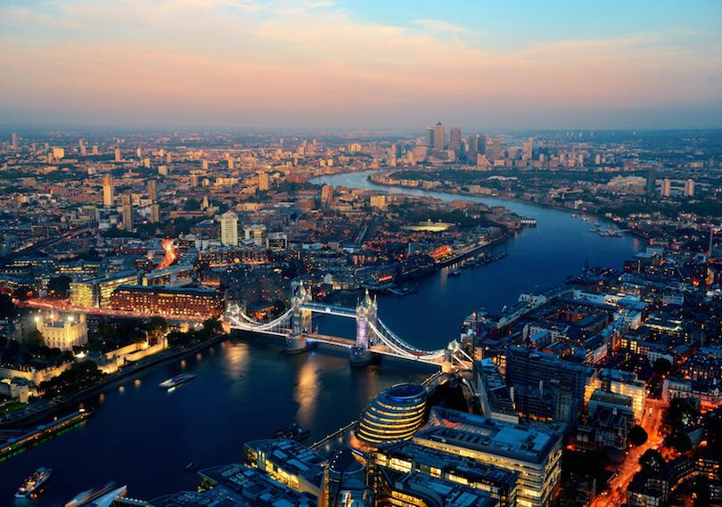 السياحة في بريطانيا وأهم المدن السياحية