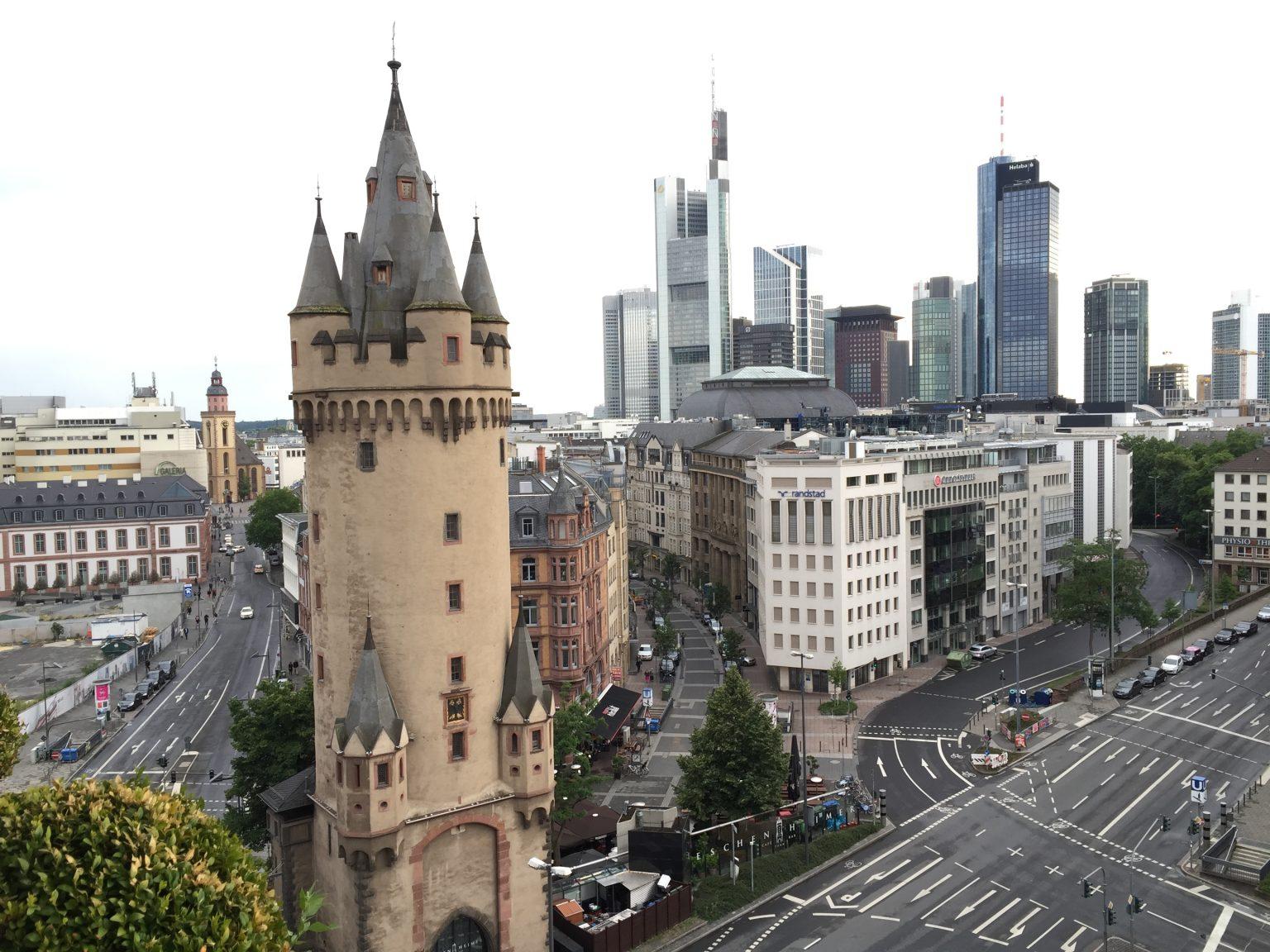 اهم الاماكن السياحية في فرانكفورت