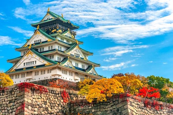 الأماكن السياحية في أوساكا