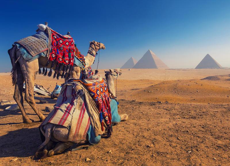 سياحة الآثار في مصر
