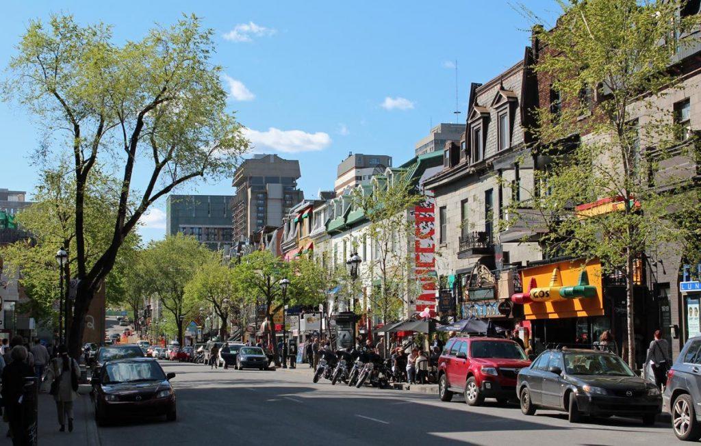 أفضل الوجهات السياحية في مونتريال كندا