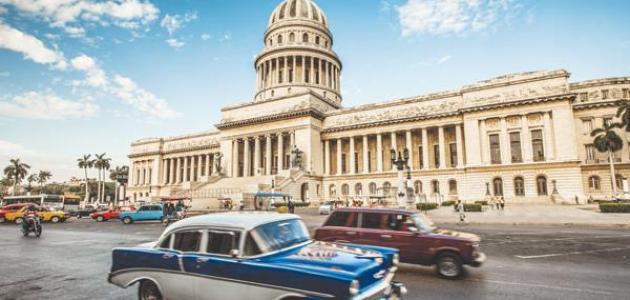 كوبا والسياحة بها