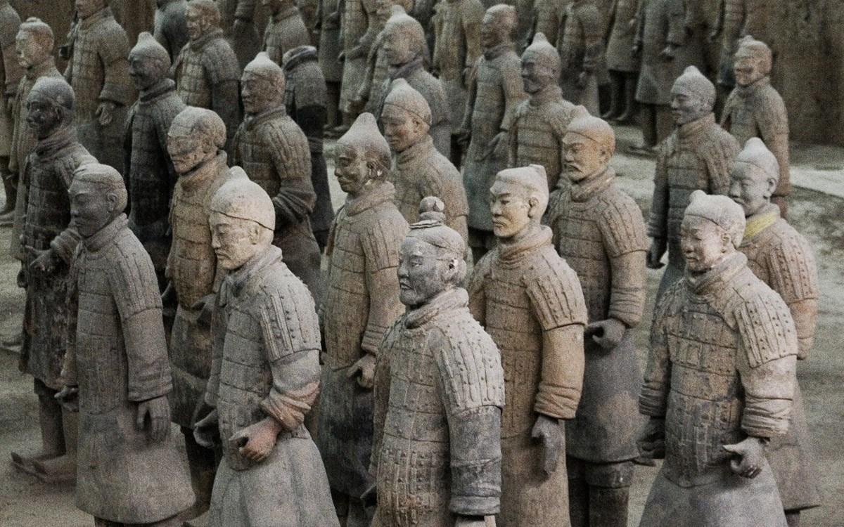 أشهر المعالم السياحية في مدينة شيان الصينية