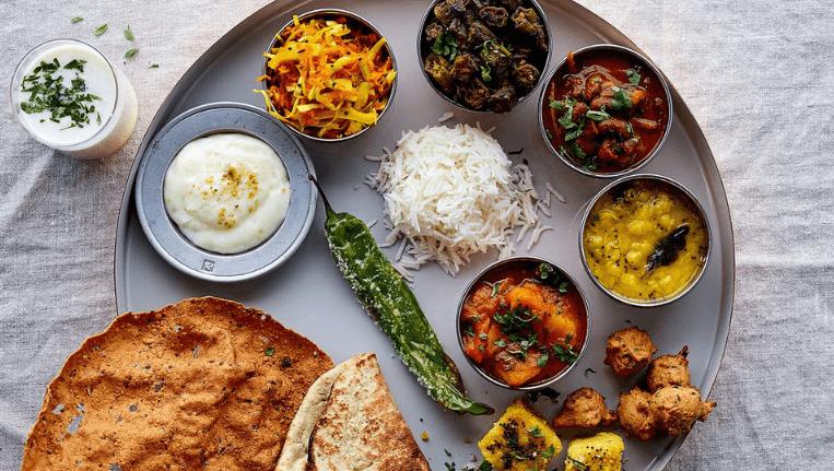 أهم النصائح قبل تناول الطعام في الهند