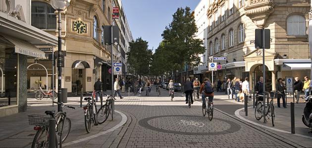 أجمل الأماكن في فرانكفورت