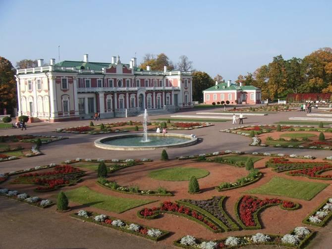 أهم المعالم السياحية في مدينة تالين عاصمة أستونيا