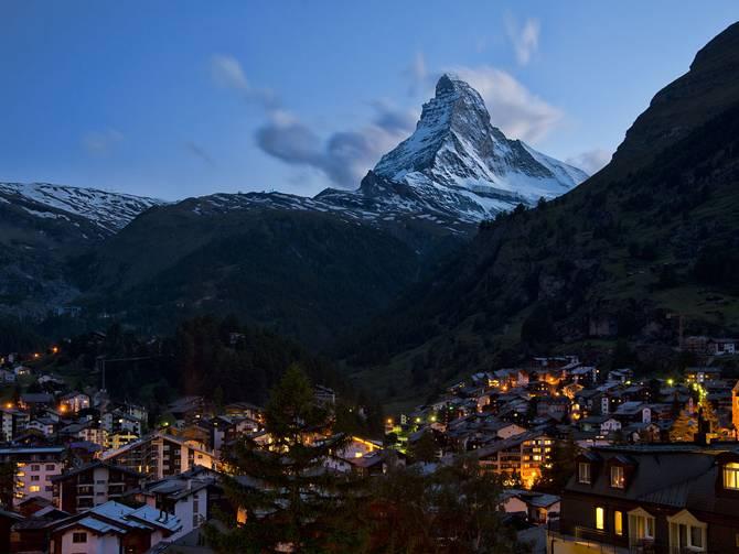 5 وجهات في قرية زيرمات السياحية في سويسرا