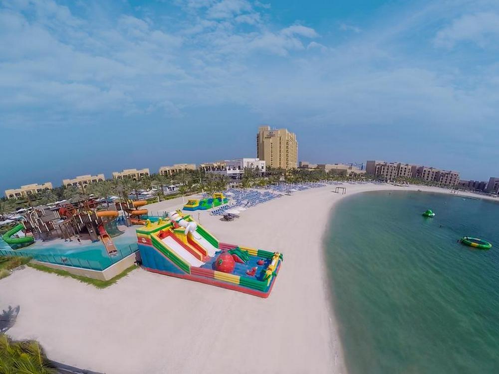 أفضل 7 فنادق مع ألعاب مائية في الإمارات