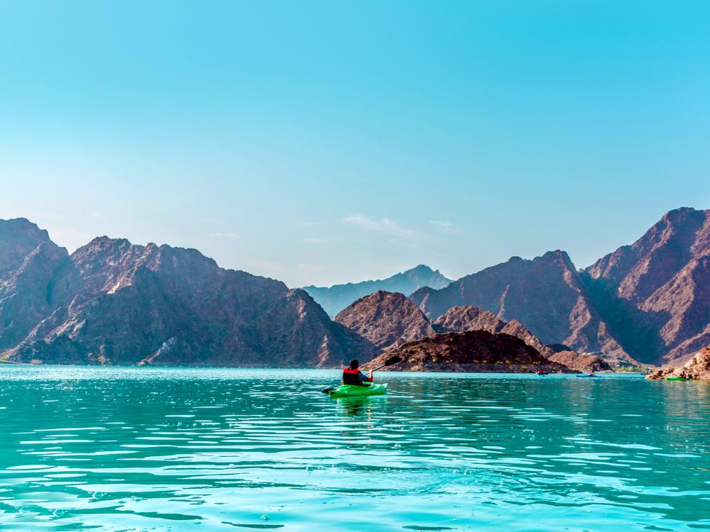 أفضل 7 أماكن سياحية لمحبي الطبيعة في الإمارات