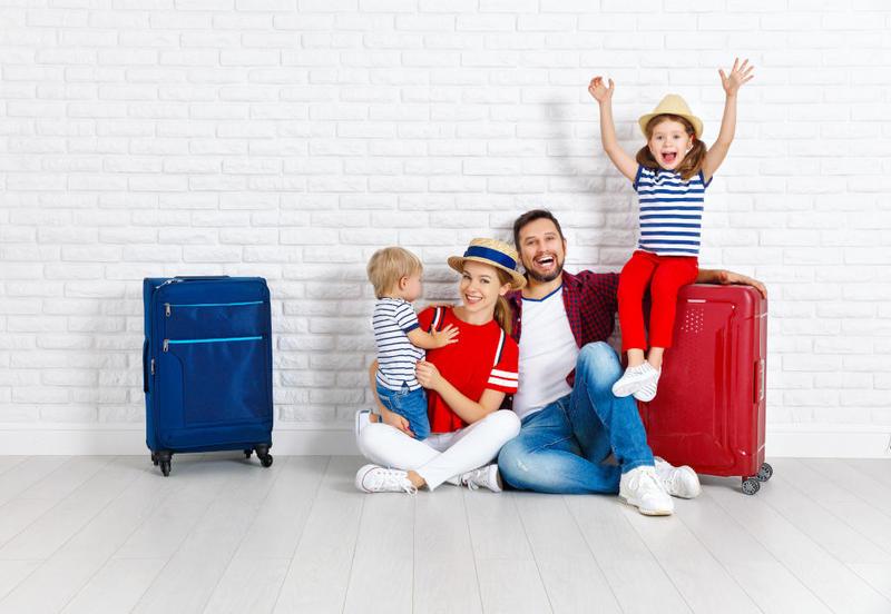 طريقة التخطيط لرحلة سياحية مع العائلة