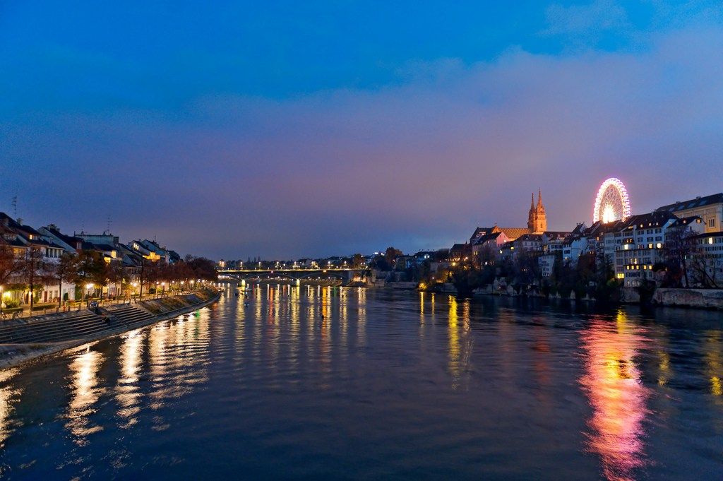 أهم الوجهات السياحية في بازل السويسرية