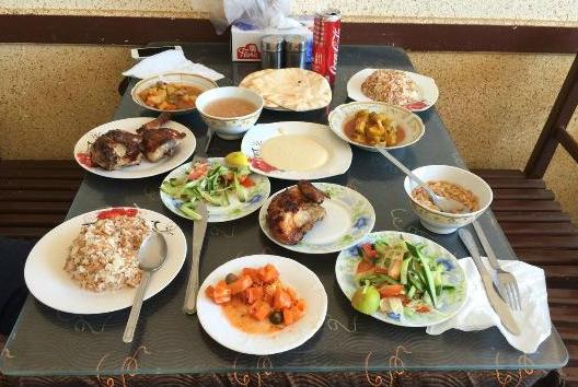 أفضل المطاعم في مدينة دهب المصرية