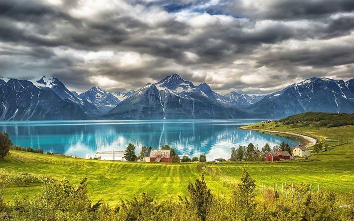 استمتع بالمناظر الخلابة فى رحلتك القادمة إلى السويد