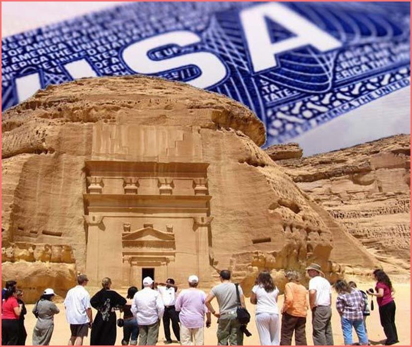 تعرف على شروط استخراج فيزا سياحية للسعودية