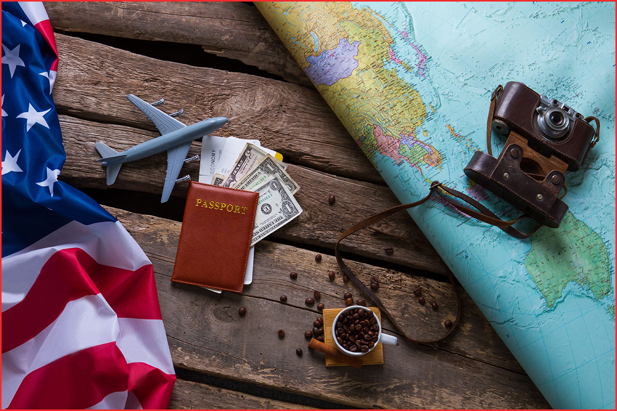 تعرف على 7 شروط يجب الالتزام بها للحصول على فيزا سياحة امريكا