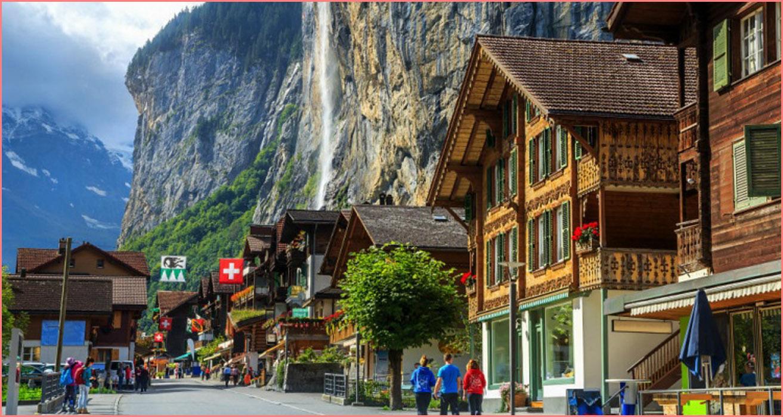 معلومات حول تأشيرة الدخول إلى سويسرا وتكلفة السياحة هناك