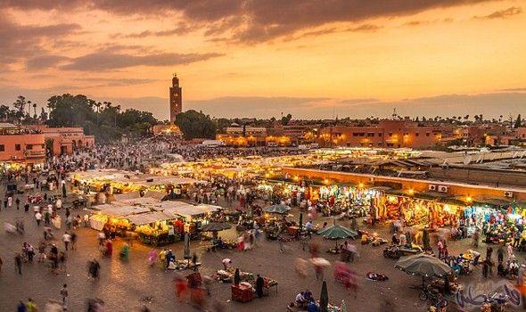 برنامج سياحي إلى مراكش لمدة 3 أيام