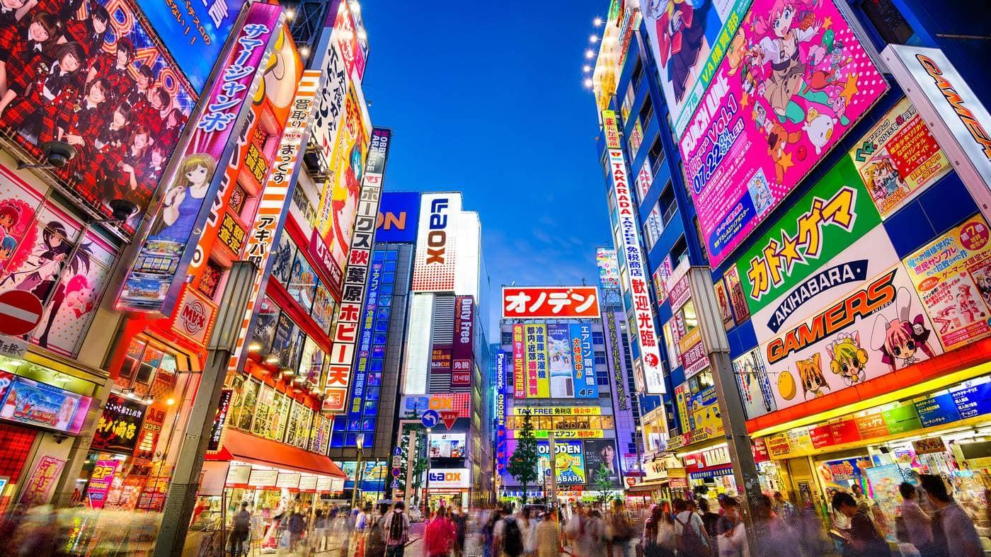 برنامج سياحي يومي لزيارة طوكيو – اوساكا – كيوتو في 12 يوم