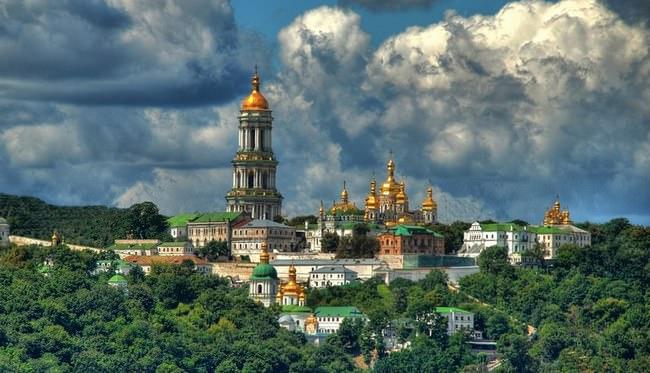 """بالصور .. أهم الأماكن السياحية في عاصمة أوكرانيا """"كييف"""""""