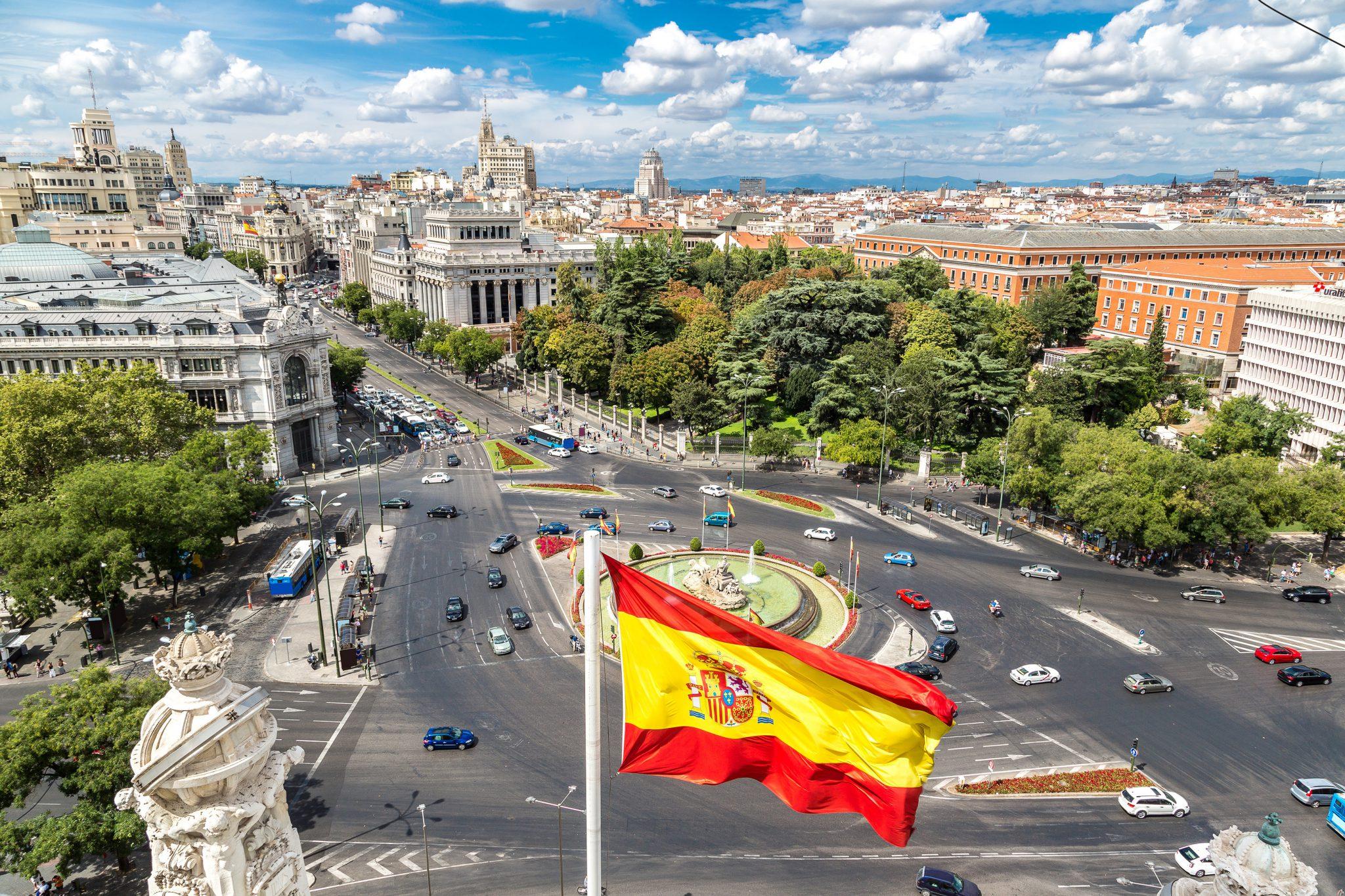 برنامج سياحي لزيارة معالم اسبانيا في 15 يوم