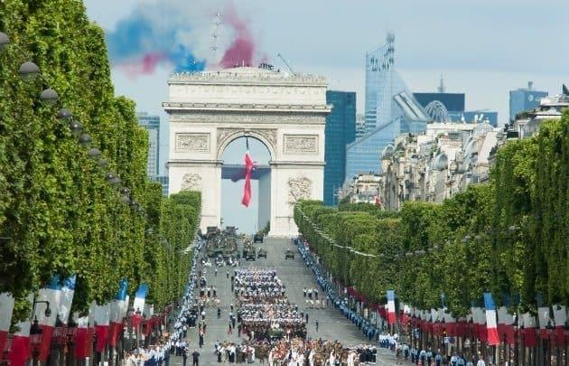 مدينة الانوار ( باريس ) كما لم تعرفها من قبل !!
