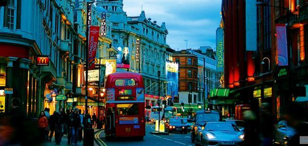 اهم المعالم السياحية في لندن - السياحة في لندن