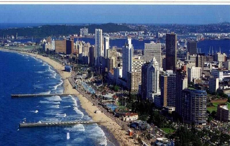رحلتي إلى جنوب افريقيا