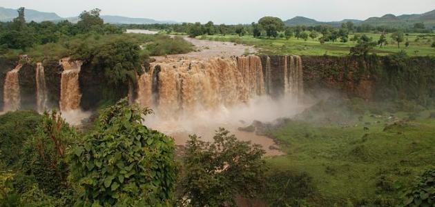 تفاصيل عن السياحة في إثيوبيا