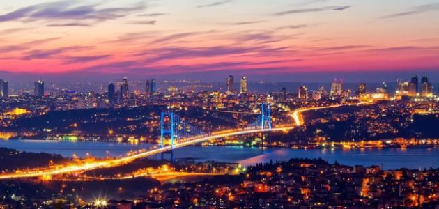 أفضل الاماكن السياحية للسكن في إسطنبول