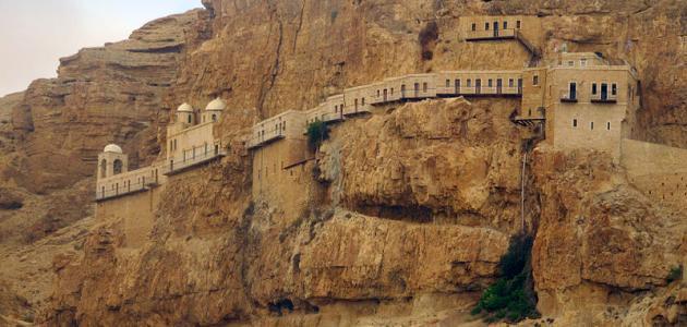 قرية أريحا السياحية في دولة فلسطين