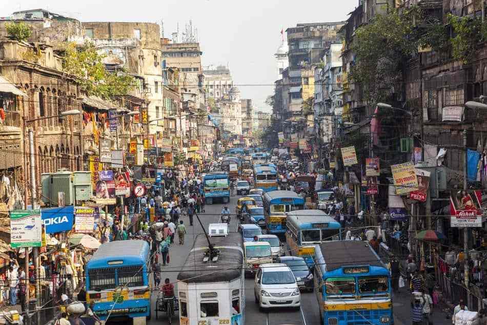 السياحة في مدينة كولكاتا