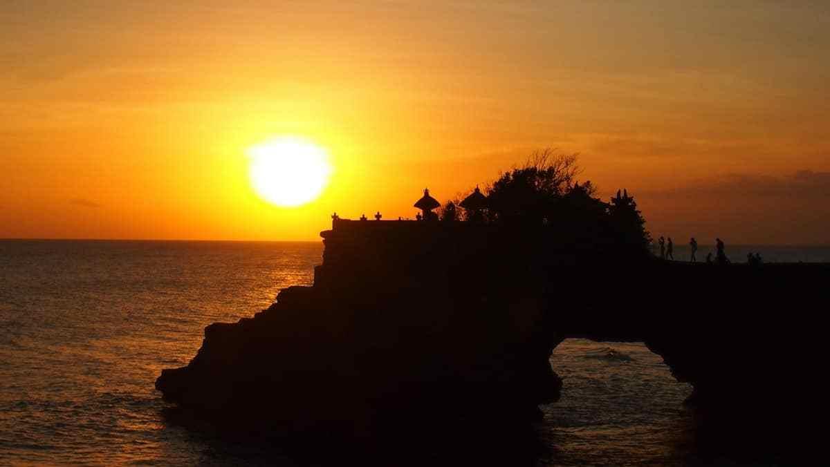 أجمل الأماكن السياحية في كانجو مدينة بالي - إندونيسيا