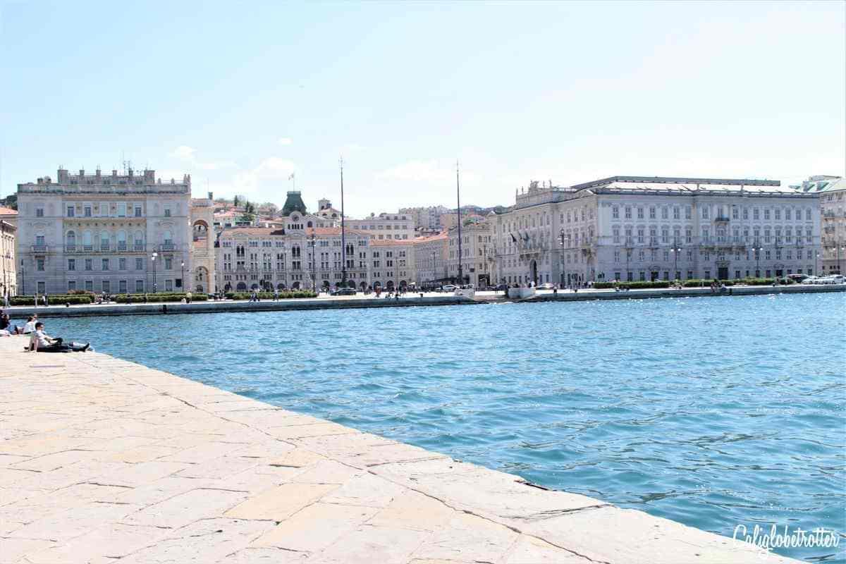 أجمل الأماكن السياحية في تريستا إيطاليا
