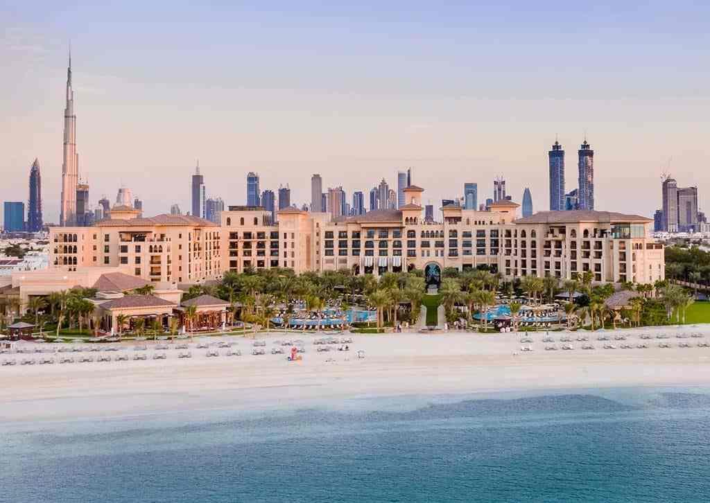 10 أفضل فنادق في دبي قريبة من برج خليفة