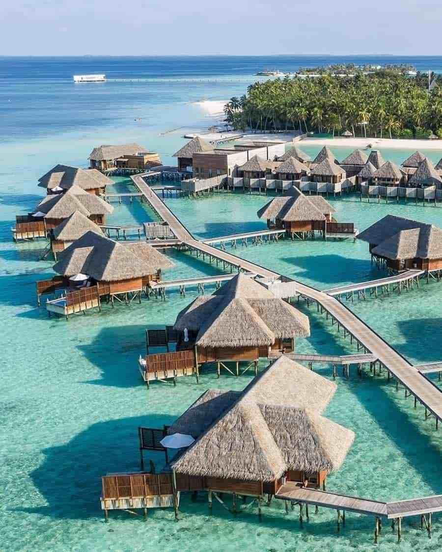 أفضل الأماكن السياحية لشهر العسل في 2020