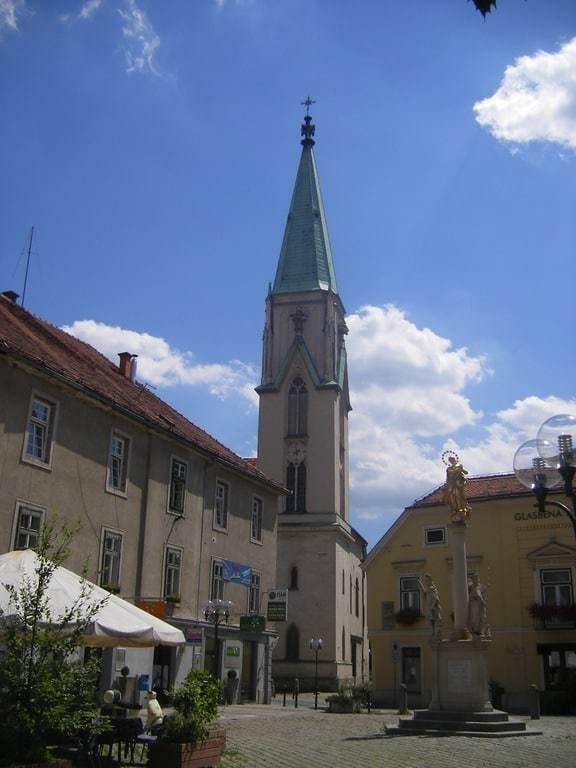 أجمل الأماكن السياحية في مدينة سيلج - سلوفينيا