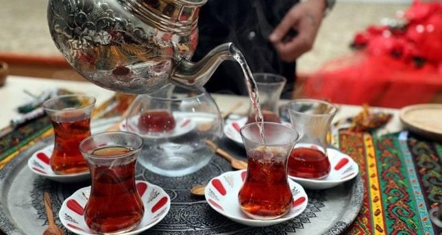 ثقافة تناول الشاي التركي في ريزه