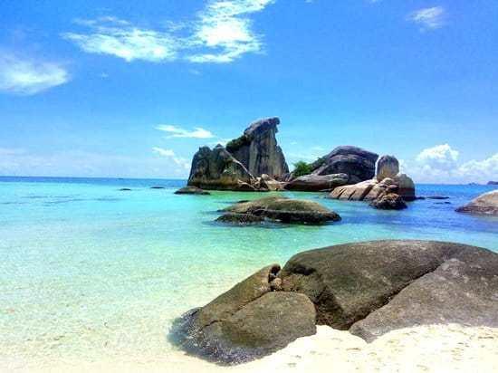 أفضل الأماكن السياحية في جزيرة كو فايام